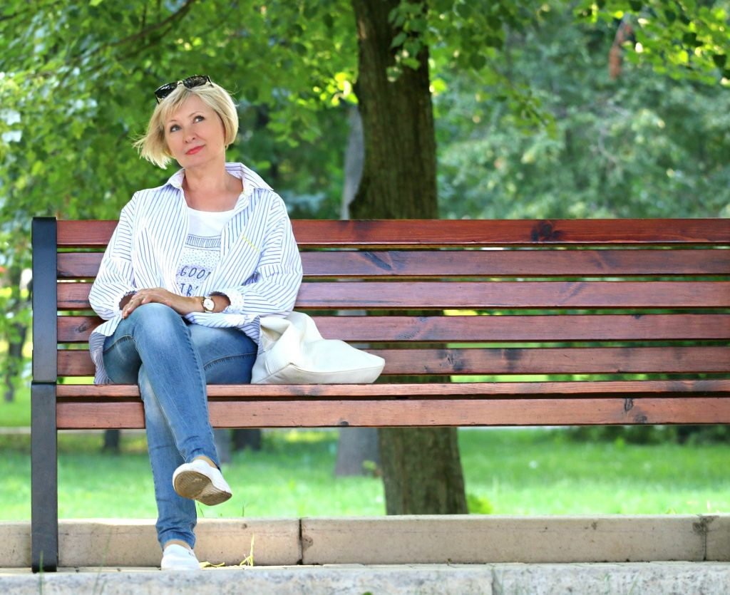 Sexuellt aktiv äldre kvinna -www.alyzme.se testa din HPV status hemifrån med ett enkelt test - det är även viktigt för äldre kvinnor