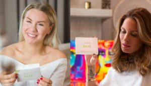 Både Therese Lindgren och Carolina Gynning är nöjda med Quicktest - www.alyzme.se alla självtester listade