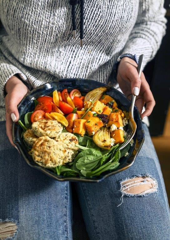 Bild 3. Ät gröna blad för att boosta upp din magnesiumnivå - AlyzMe.se hjälper dig hitta självtest