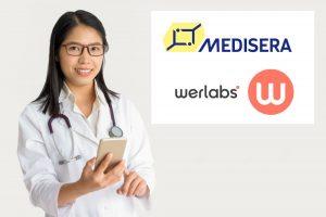 Medisera eller Werlabs? – Jämför Hälsokontroller via blodprov