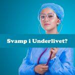 Test för svamp i underlivet - sjuksköterska