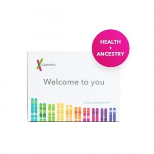 23andMe DNA-test hälsa släktband ursprung gener för cancer Alzheimer jämför mot Dante Labs vs Ancestry MyHerritage Dynamic C